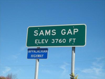 sams gap